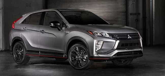 Mitsubishi Eclipse Cross Is Listed Or Ranked 2 On The List Full Of