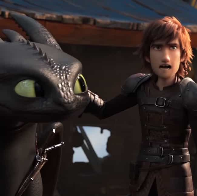 No Longer Safe is listed (or ranked) 4 on the list The Best How To Train Your Dragon 3 Quotes