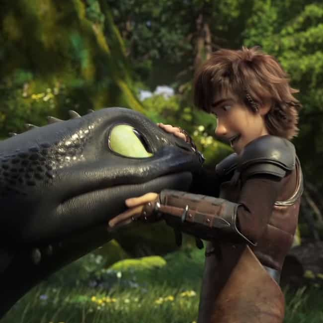 Always is listed (or ranked) 2 on the list The Best How To Train Your Dragon 3 Quotes