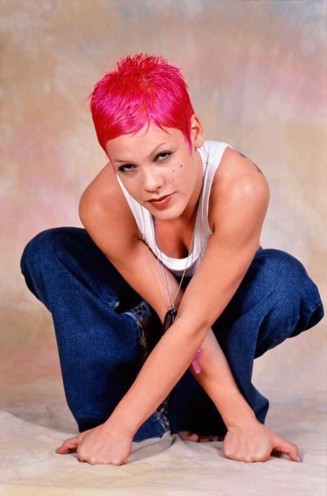 2003: They Broke Up is listed (or ranked) 2 on the list A Complete Timeline Of P!nk And Carey Hart's Relationship