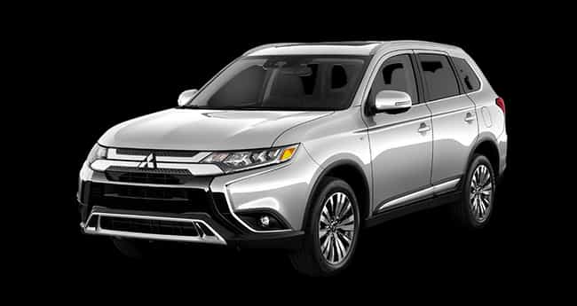 Mitsubishi Outlander is listed (or ranked) 1 on the list List of Popular Mitsubishi SUV 4WDs