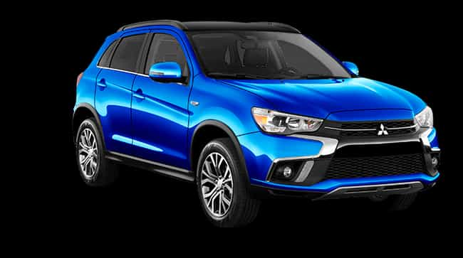 Mitsubishi Outlander Sport is listed (or ranked) 2 on the list List of Popular Mitsubishi SUV 4WDs