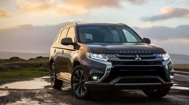 Mitsubishi Outlander PHEV is listed (or ranked) 3 on the list List of Popular Mitsubishi SUV 4WDs