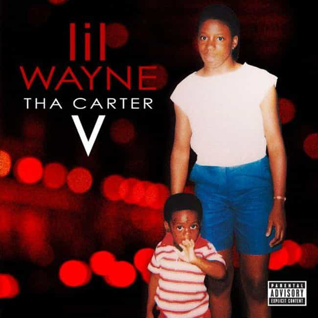 Tha Carter V is listed (or ranked) 3 on the list The Greatest Lil Wayne Albums Of All Time, Ranked