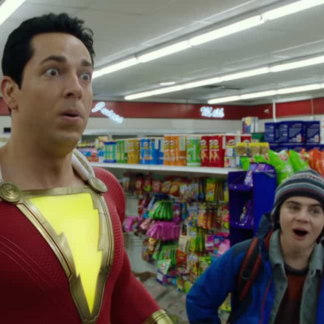 I'm Bullet Proof is listed (or ranked) 2 on the list The Best Shazam! Movie Quotes