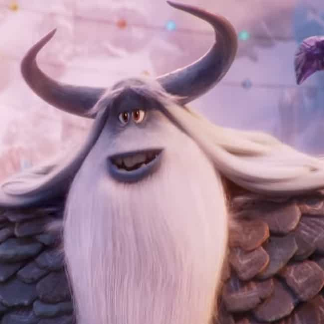 I Saw It is listed (or ranked) 3 on the list The Best Smallfoot Quotes