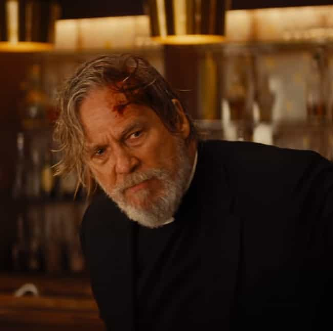 Get The Whiskey is listed (or ranked) 2 on the list The Best Bad Times at the El Royale Quotes
