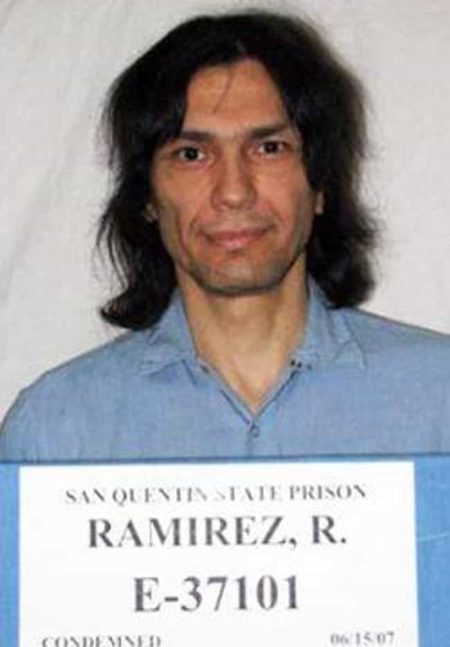 He Was The Youngest Of Five Ch... is listed (or ranked) 1 on the list Inside Richard Ramirez's Childhood