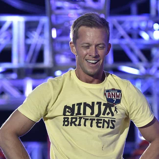 Geoff Britten is listed (or ranked) 3 on the list The Best 'American Ninja Warrior' Winners, Ranked