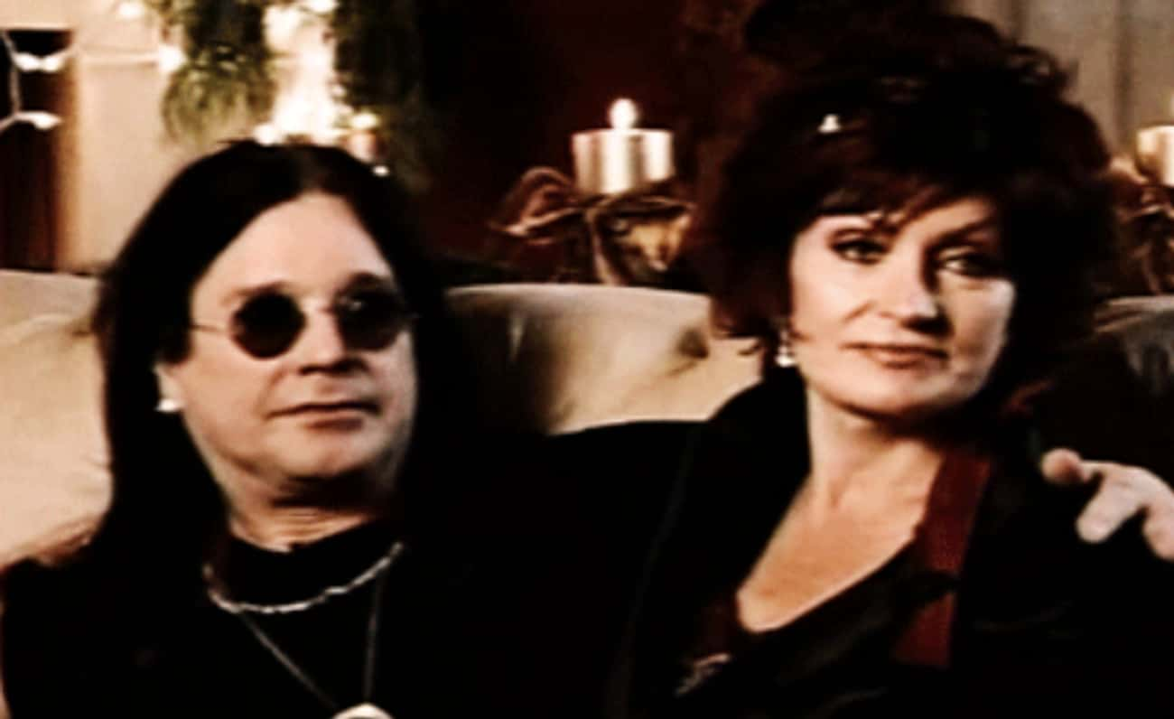 Jack Hears His Parents Talk Ab is listed (or ranked) 2 on the list The Wildest Moments On 'The Osbournes'