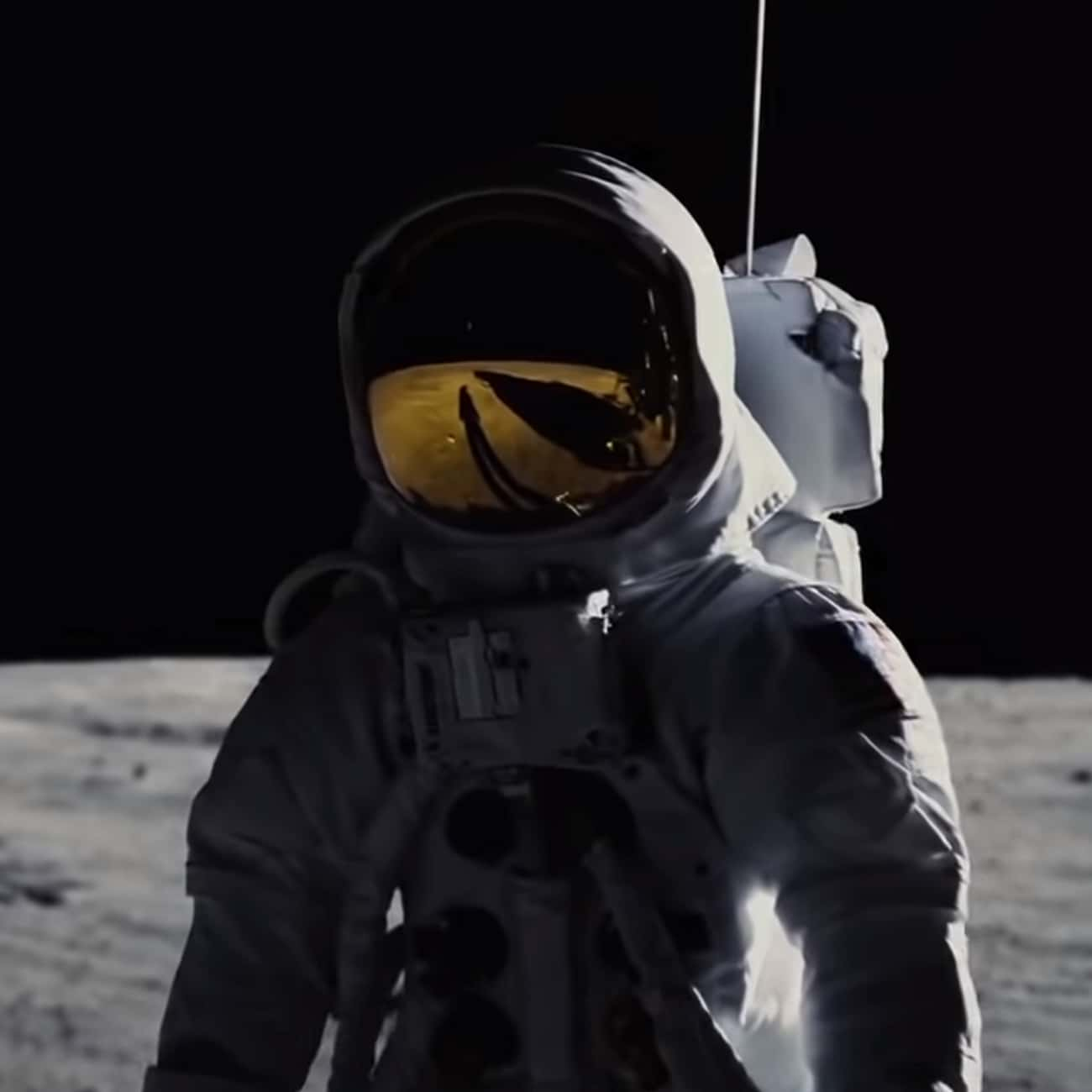 One Small Step is listed (or ranked) 4 on the list The Best First Man Quotes