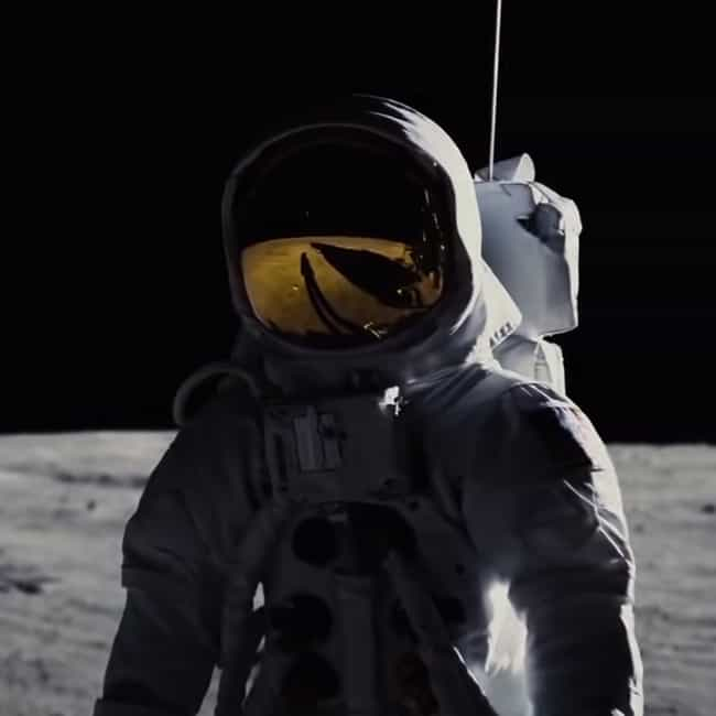 One Small Step is listed (or ranked) 2 on the list The Best First Man Quotes