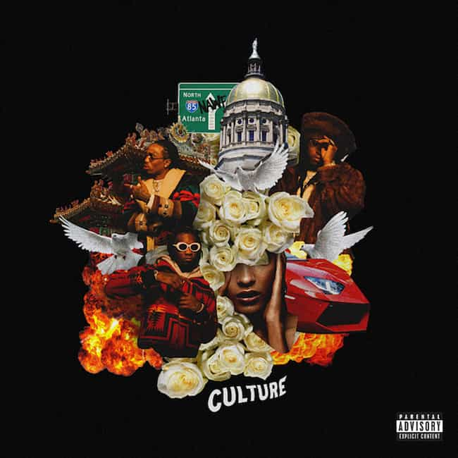 Culture is listed (or ranked) 1 on the list The Best Migos Albums, Ranked