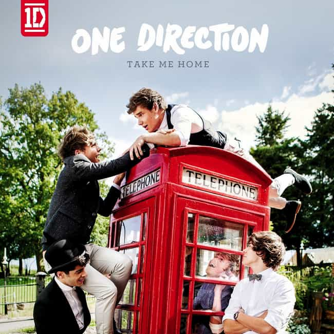 Take Me Home is listed (or ranked) 4 on the list The Best One Direction Albums, Ranked