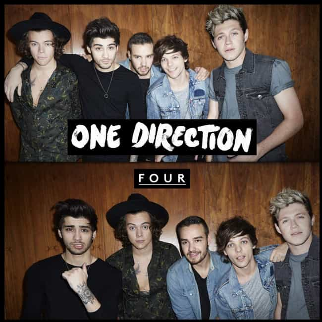 Four is listed (or ranked) 1 on the list The Best One Direction Albums, Ranked