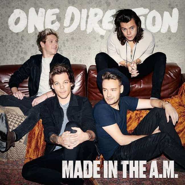 Made in the A.M. is listed (or ranked) 3 on the list The Best One Direction Albums, Ranked