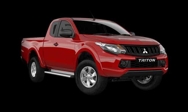 all mitsubishi pickup truck 2wds | list of pickup truck 2wds made