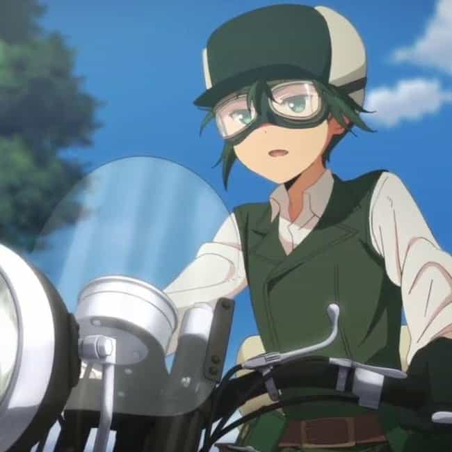 Kino no Tabi: The Beauti... is listed (or ranked) 4 on the list The Best Anime Like Mushishi