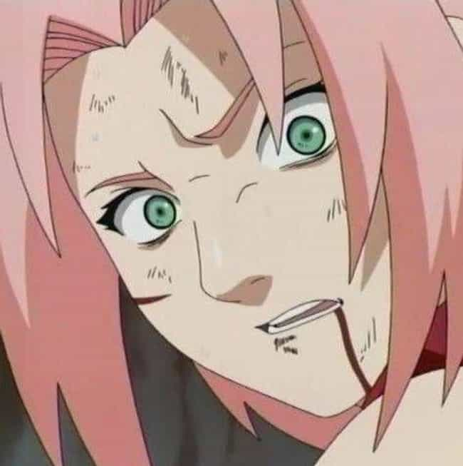 It's Better to Die Fight... is listed (or ranked) 3 on the list The Best Sakura Haruno Quotes