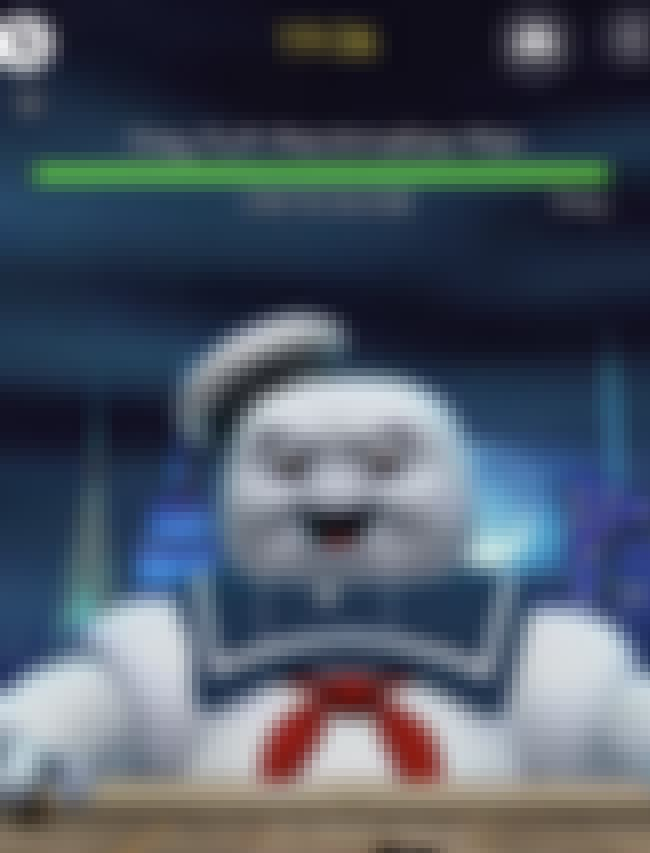 StayPuft is listed (or ranked) 1 on the list 25 Ghosts We're Most Excited to Catch in 'Ghostbusters World'