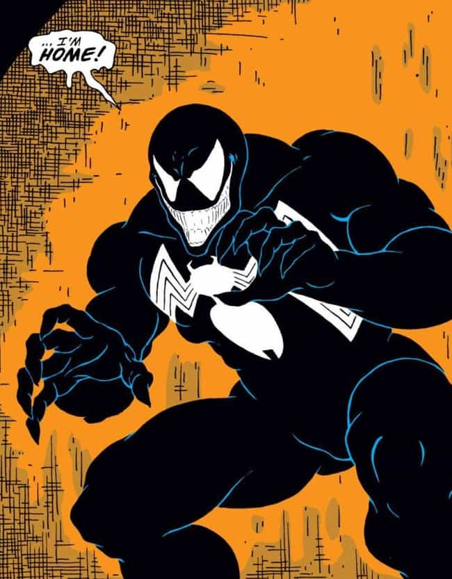 Eddie Brock Is The Origi... is listed (or ranked) 4 on the list Everyone Who Has Ever Worn The Venom Symbiote, Ranked By How Intimidating They Are