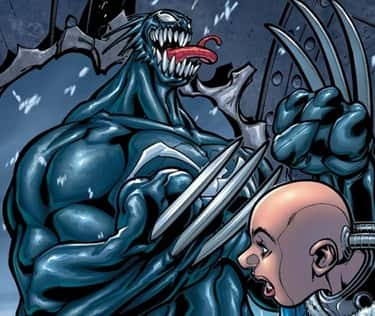 Wolverine Is Such A Deadly Symbiote Host That He Has To Be Nuked