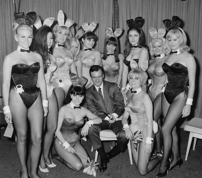 Strict Rules Dictated What Bun... is listed (or ranked) 1 on the list What It Was Like To Be One Of The First Playboy Bunnies In The Heyday Of The Playboy Club