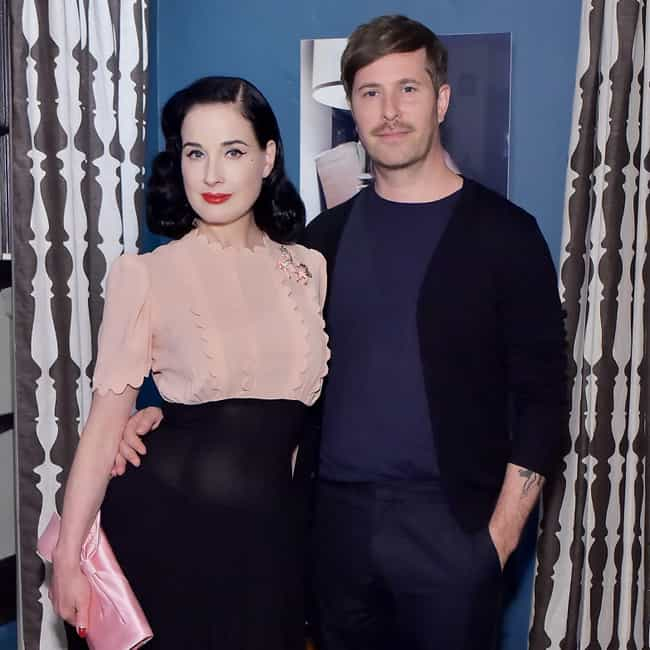 Adam Rajcevich is listed (or ranked) 1 on the list Dita Von Teese Loves and Hookups