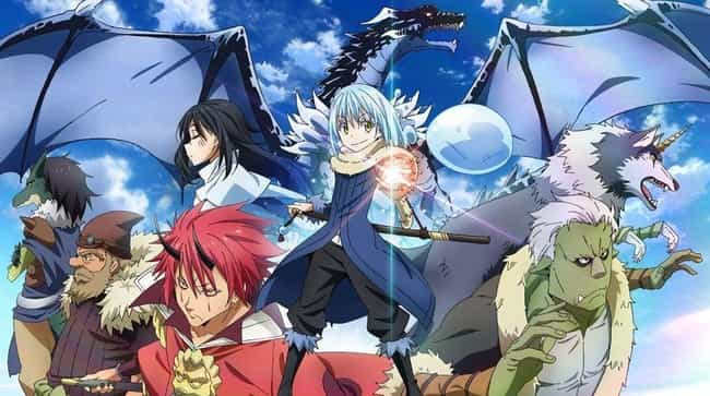 That Time I Got Reincarn... is listed (or ranked) 2 on the list The Best Fall 2018 Anime That You Should Be Watching
