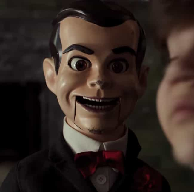 Miss Me? is listed (or ranked) 2 on the list The Best Goosebumps 2: Haunted Halloween Movie Quotes