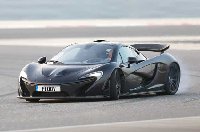 McLaren P1 is listed (or ranked) 2 on the list The Coolest Green Cars on the Market Today