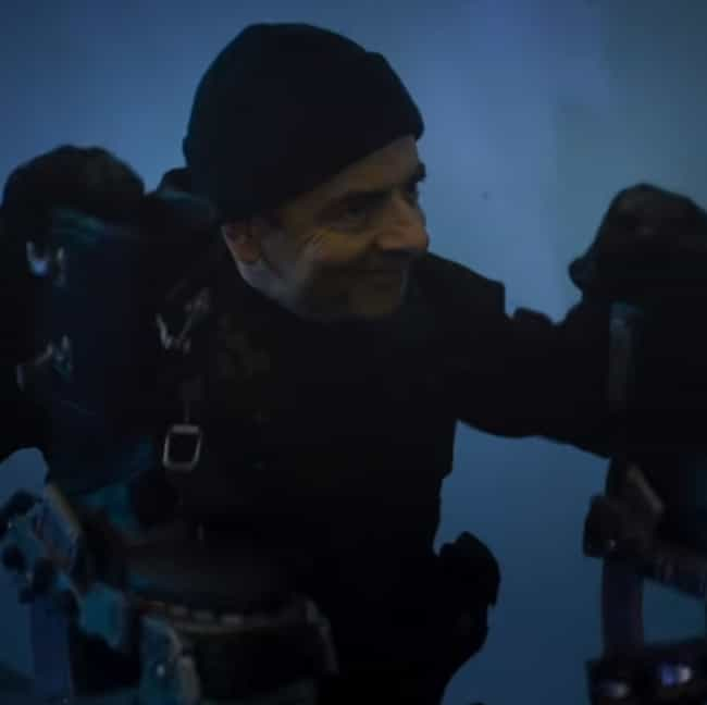 Magnetic Boots is listed (or ranked) 3 on the list The Best Johnny English Strikes Again Movie Quotes