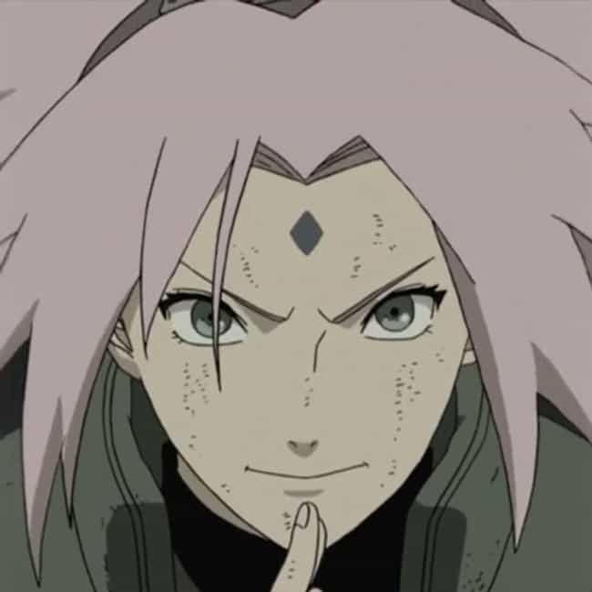 My Master's Contempt for L... is listed (or ranked) 2 on the list The Best Sakura Haruno Quotes