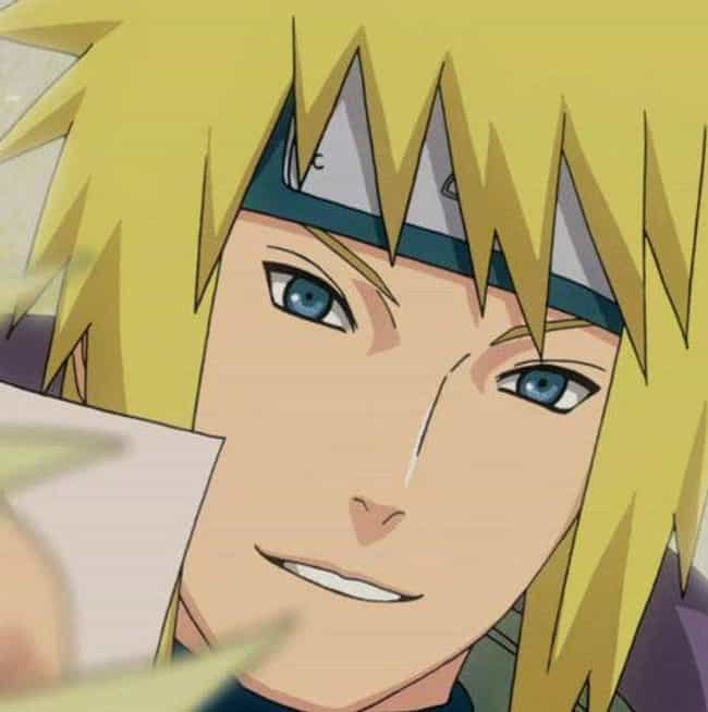 Something That He Will D... is listed (or ranked) 1 on the list The Best Minato Namikaze Quotes
