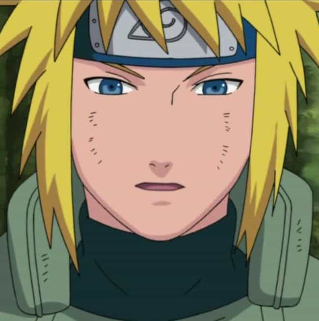 As Bad as Abandoning a C... is listed (or ranked) 4 on the list The Best Minato Namikaze Quotes
