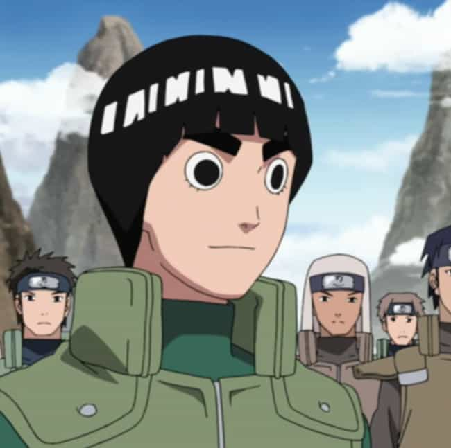 Stronger Than Yesterday ... is listed (or ranked) 1 on the list The Best Rock Lee Quotes
