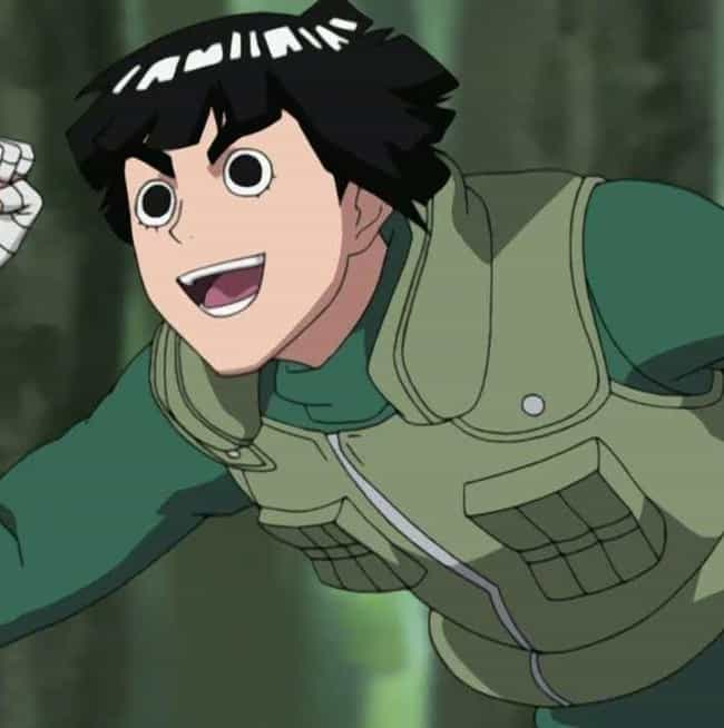 My Ninja Way is listed (or ranked) 3 on the list The Best Rock Lee Quotes