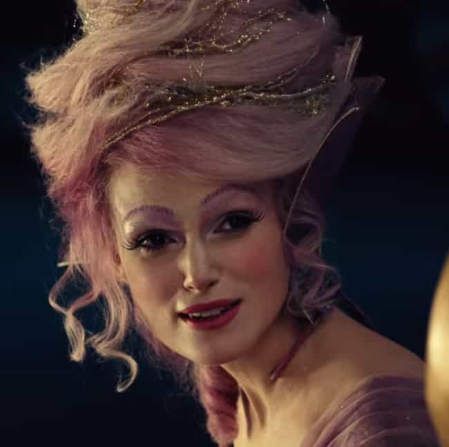 Our World is listed (or ranked) 3 on the list The Best The Nutcracker and the Four Realms Movie Quotes