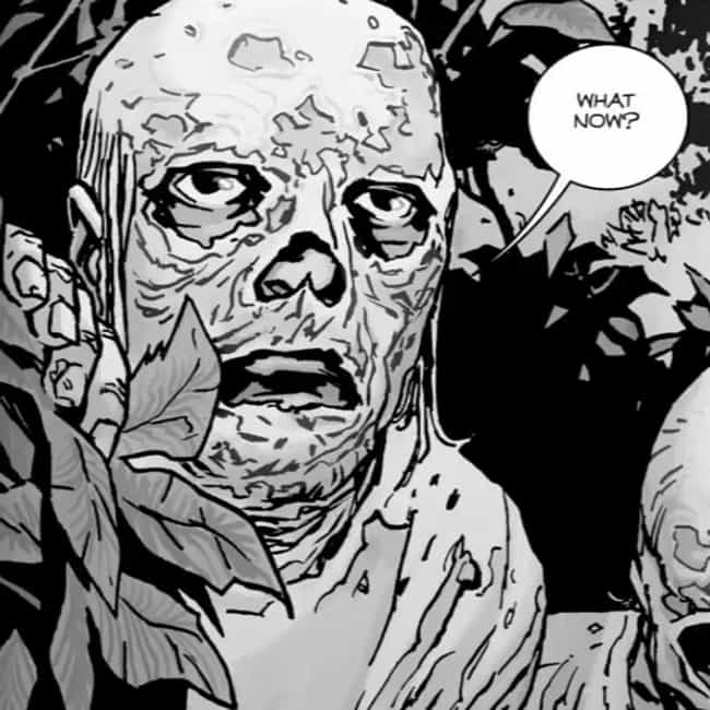 They Wear The Dead's Skin is listed (or ranked) 1 on the list Everything You Need To Know About 'The Walking Dead's' New Villains, The Whisperers