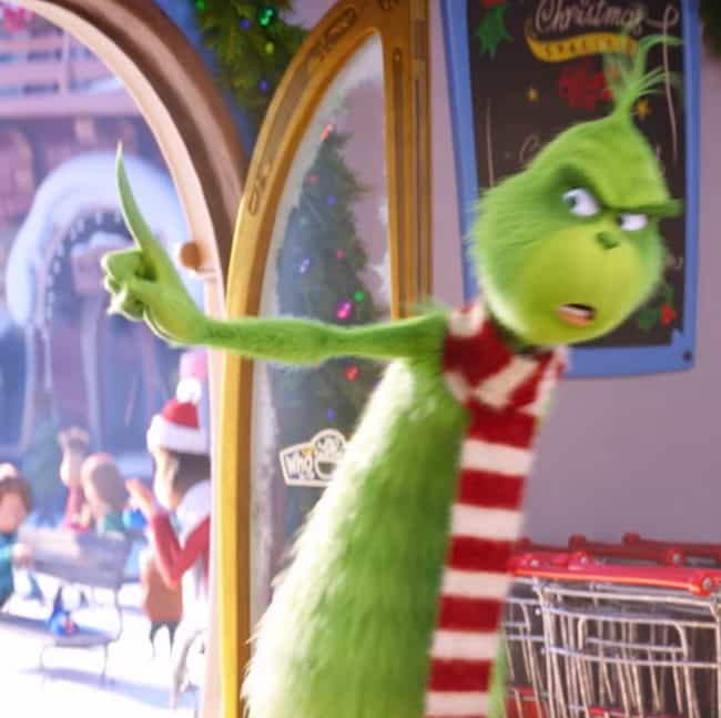 The Best Dr. Seuss\' The Grinch Movie Quotes