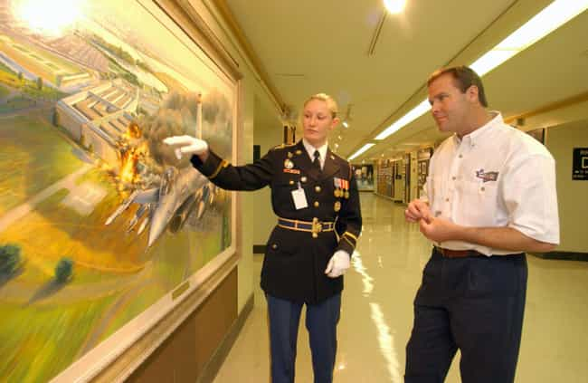 Tour Guides Must Walk Backward... is listed (or ranked) 2 on the list Weird Rules People In The Pentagon Have To Follow