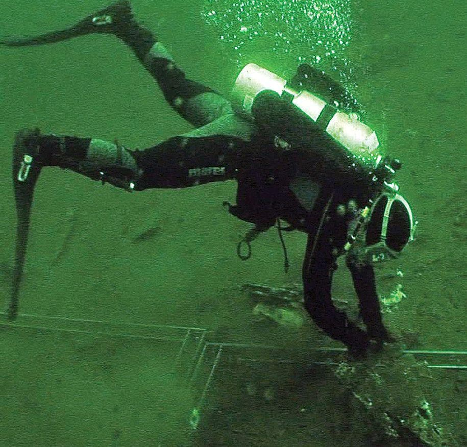 Random Worlds Of Rescue And Recovery Divers, Who Experience Real Terrors Everyday