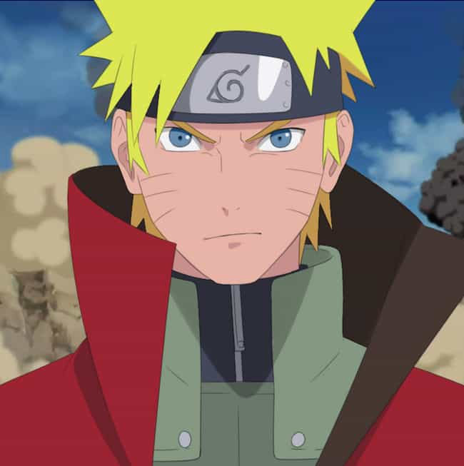 The True Heroes is listed (or ranked) 2 on the list The Best Naruto Uzumaki Quotes