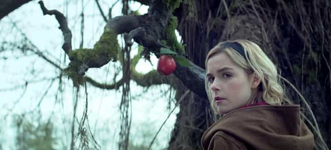 Netflix Released The Second Tr... is listed (or ranked) 3 on the list What Audiences Can Expect From 'Chilling Adventures Of Sabrina'