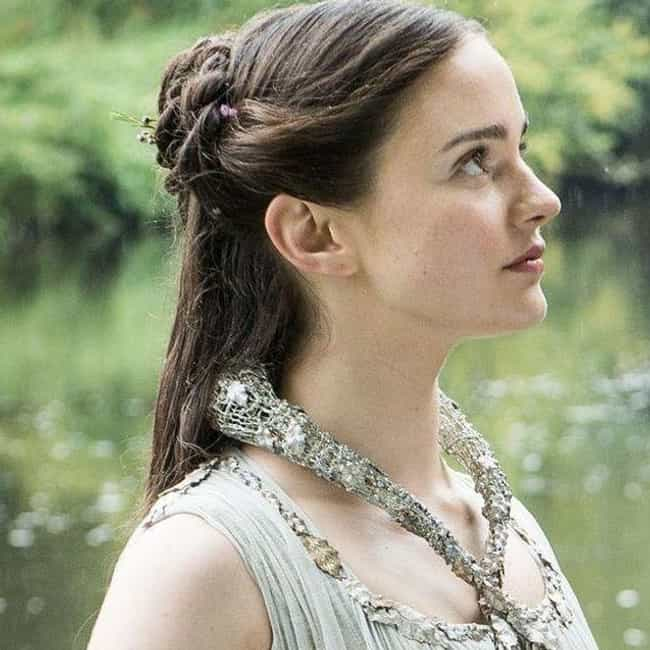 Lyanna Stark is listed (or ranked) 4 on the list The Best Members of House Targaryen