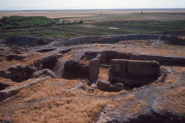 Çatalhöy&uum... is listed (or ranked) 1 on the list The Oldest Known Civilizations In The World