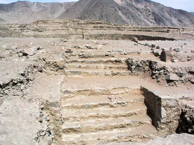Norte Chico Civilization... is listed (or ranked) 3 on the list The Oldest Known Civilizations In The World