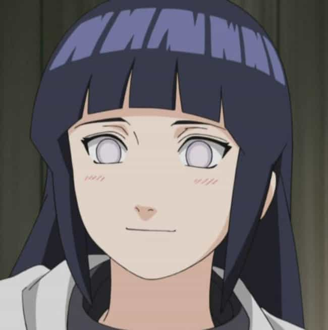 Truly Strong is listed (or ranked) 2 on the list The Best Hinata Hyuga Quotes