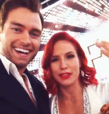 Pierson Fode is listed (or ranked) 1 on the list Sharna Burgess Loves and Hookups