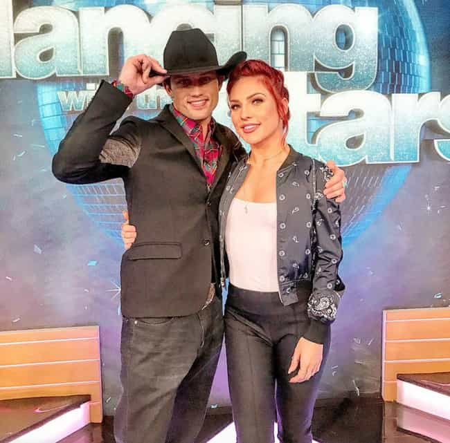 Bonner Bolton is listed (or ranked) 2 on the list Sharna Burgess Loves and Hookups